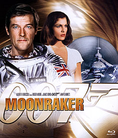 007 - Moonraker (Blu-ray)