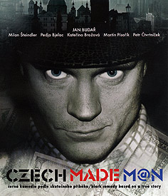 Czech Made Man (Blu-ray)