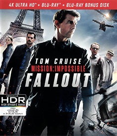 Mission: Impossible - Fallout (4K - UHD)