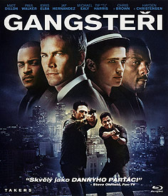 Gangsteři (Blu-ray)