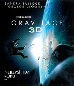 Gravitace (3D Blu-ray)