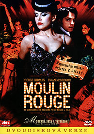 Moulin Rouge (2 DVD)