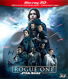 Rogue One: Star Wars Story (3D Blu-ray)