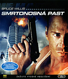 Smrtonosná past (Blu-ray 2018)