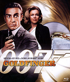 007 - Goldfinger (Blu-ray)