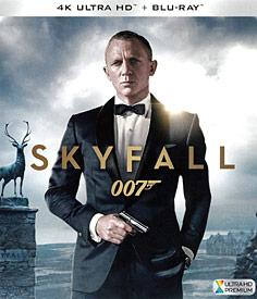 007 - Skyfall (4K UHD + Blu-ray)