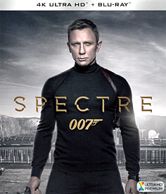 007 - Spectre (4K UHD + Blu-ray)