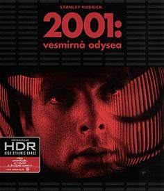 2001: Vesmírná odyssea (Blu-ray)