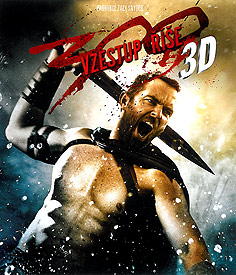 300: Vzestup říše (3D Blu-ray)