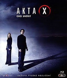 Akta X: Chci uvěřit