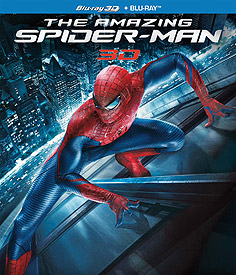 Amazing Spider-Man (2D+3D Blu-ray)