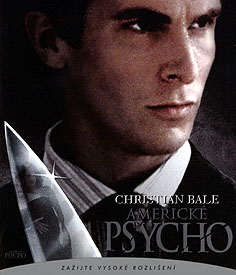 Americké psycho (Blu-ray)