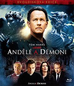 Andělé a démoni (2 Blu-ray)