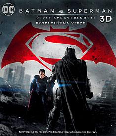Batman vs. Superman: Úsvit spravedlnosti (2 Blu-ray)