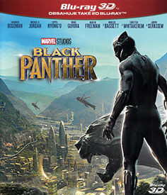 Black Panther (3D Blu-ray)