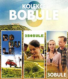 Bobule - kolekce 1-3