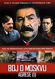 Boj o Moskvu - Agrese I