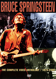 Bruce Springsteen: The Complete Video Anthology