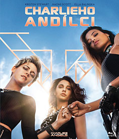 Charlieho andílci (2019 - Blu-ray)