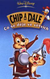 Chip a Dale: Co se děje ve větvích