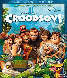 Croodsovi (3D Blu-ray)