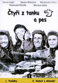Čtyři z tanku a pes 1. a 2. díl