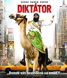 Diktátor (2012 - Blu-ray)