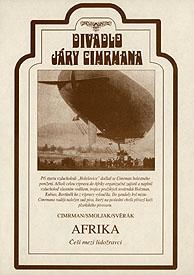 Divadlo J. Cimrmana 14 - Afrika