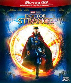 Doctor Strange (3D Blu-ray)