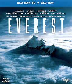 Everest (3D Blu-ray)