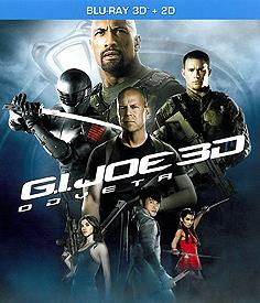 G.I. Joe: Odveta (3D Blu-ray)