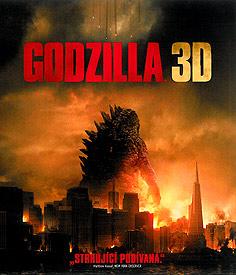 Godzilla (3D Blu-ray)