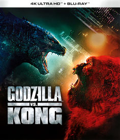 Godzilla vs. Kong (4K-UHD)