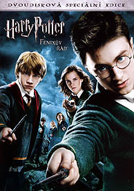 Harry Potter a Fénixův řád (2 DVD)