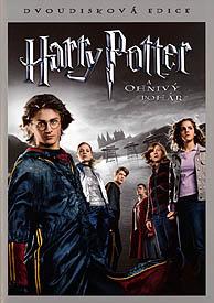 Harry Potter a Ohnivý pohár (2 DVD)