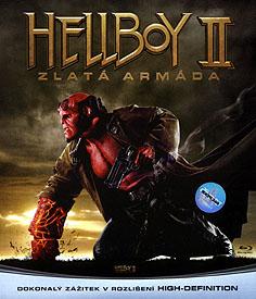 Hellboy 2: Zlatá armáda