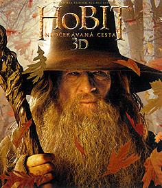 Hobit: Neočekávaná cesta (3D Blu-ray)