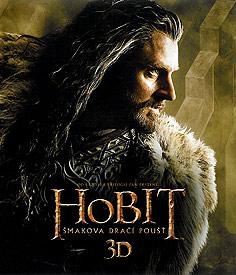 Hobit: Šmakova dračí poušť (3D Blu-ray)