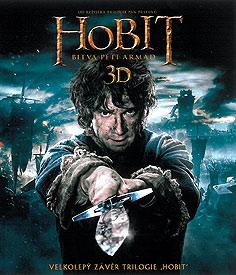 Hobit: Bitva pěti armád (3D Blu-ray)