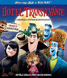 Hotel Transylvánie (3D Blu-ray)