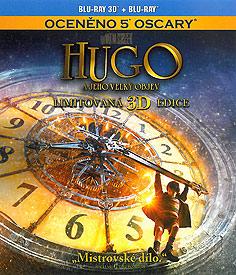 Hugo a jeho velký objev (3D Blu-ray)