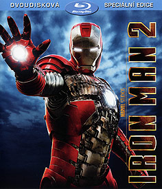 Iron Man 2 (2 Blu-ray)