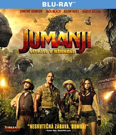 Jumanji: Vítejte v džungli! (Blu-ray)