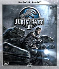 Jurský svět (3D Blu-ray)