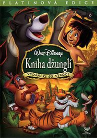 Kniha džunglí /1967/ (2 DVD)