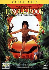 Kniha džunglí 2 - Mowgli & Baloo