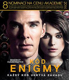 Kód Enigmy (Blu-ray)