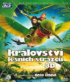 Království lesních strážců (3D Blu-ray)