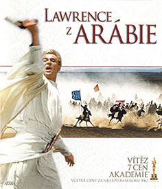 Lawrence z Arábie (Blu-ray)