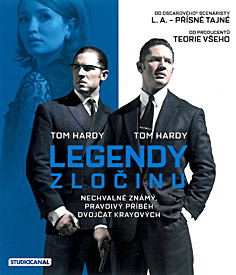 Legendy zločinu (Blu-ray)